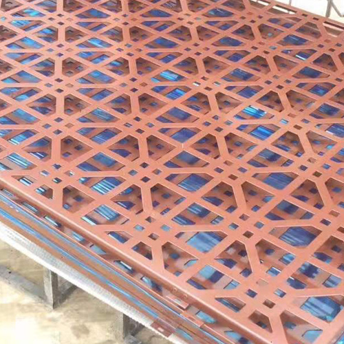 Perforated Curtain Wall Mesh