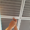Expanded Metal Ceiling