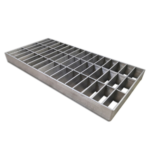 Press-Lock Steel Grating